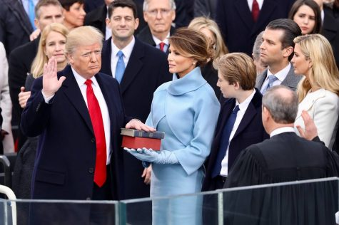 The Trumpauguration