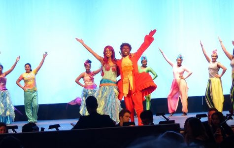 """The Little Mermaid"" Makes a Big Splash"