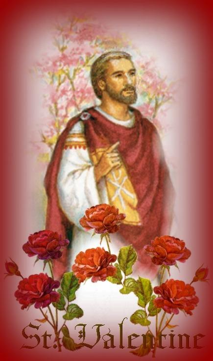 Image result for St. Valentine image