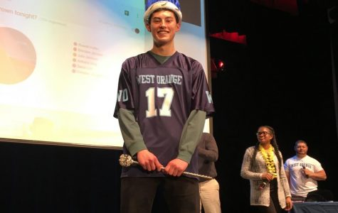 Inaugural Mr. WOHS Crowned