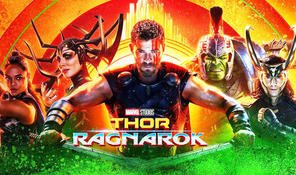 Thor Ragnarok: Movie Review