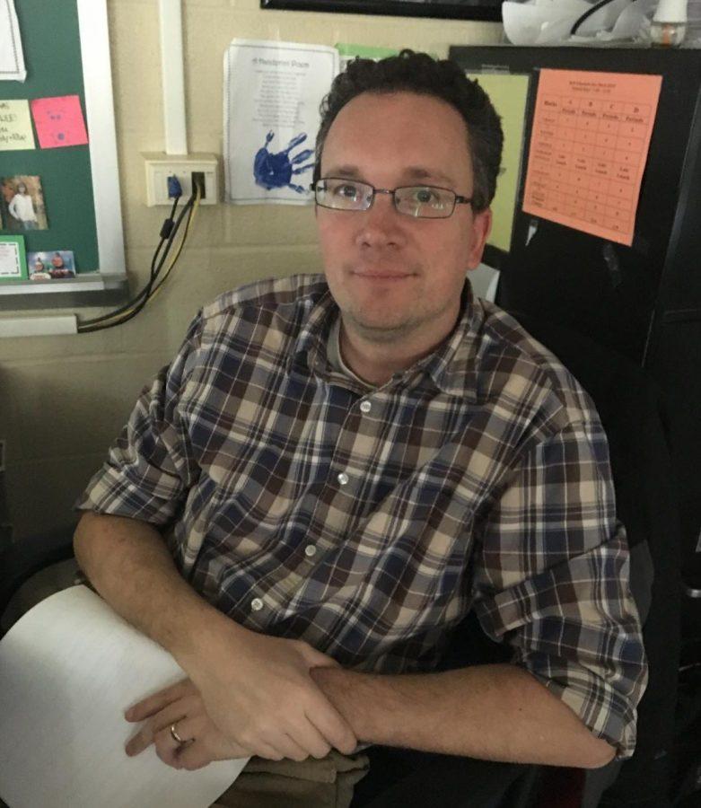 An Interview With Mr. Miskimon