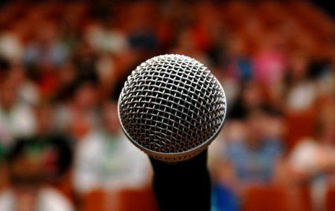 Second Semester Public Speaking