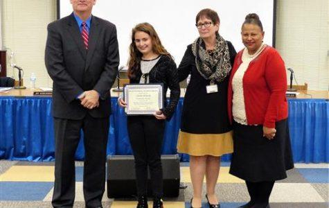 Kelly Elementary Student Starts Foundation