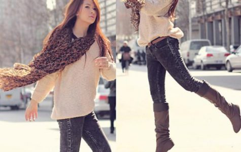 Winter Fashion Trends for Girls