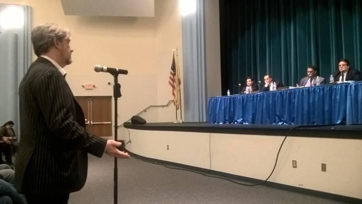 Feb. 26, 2018 Board of Education Meeting