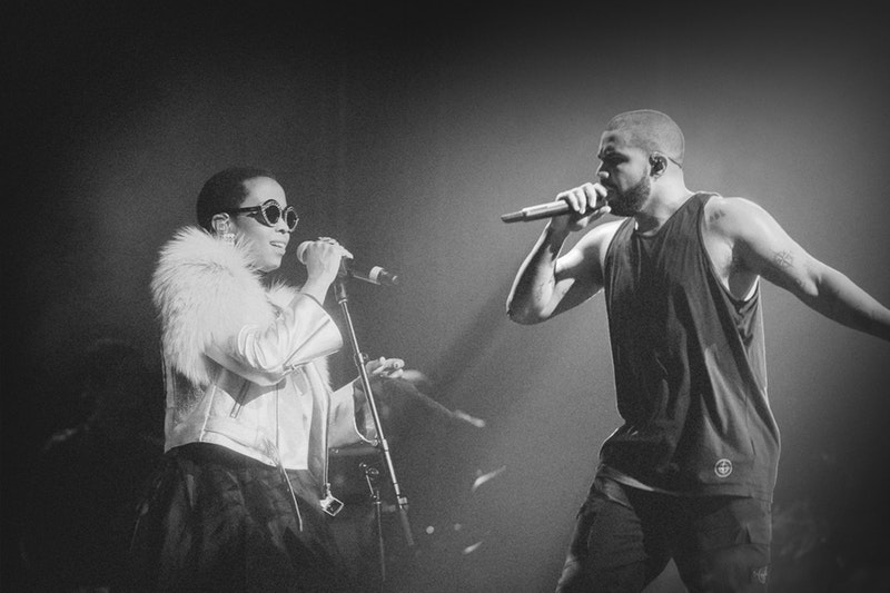 Drake and Lauryn Hill Possible Collab