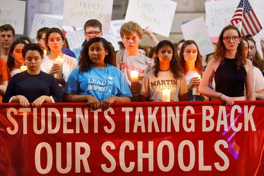 Arming Teachers or Stricter Gun Laws