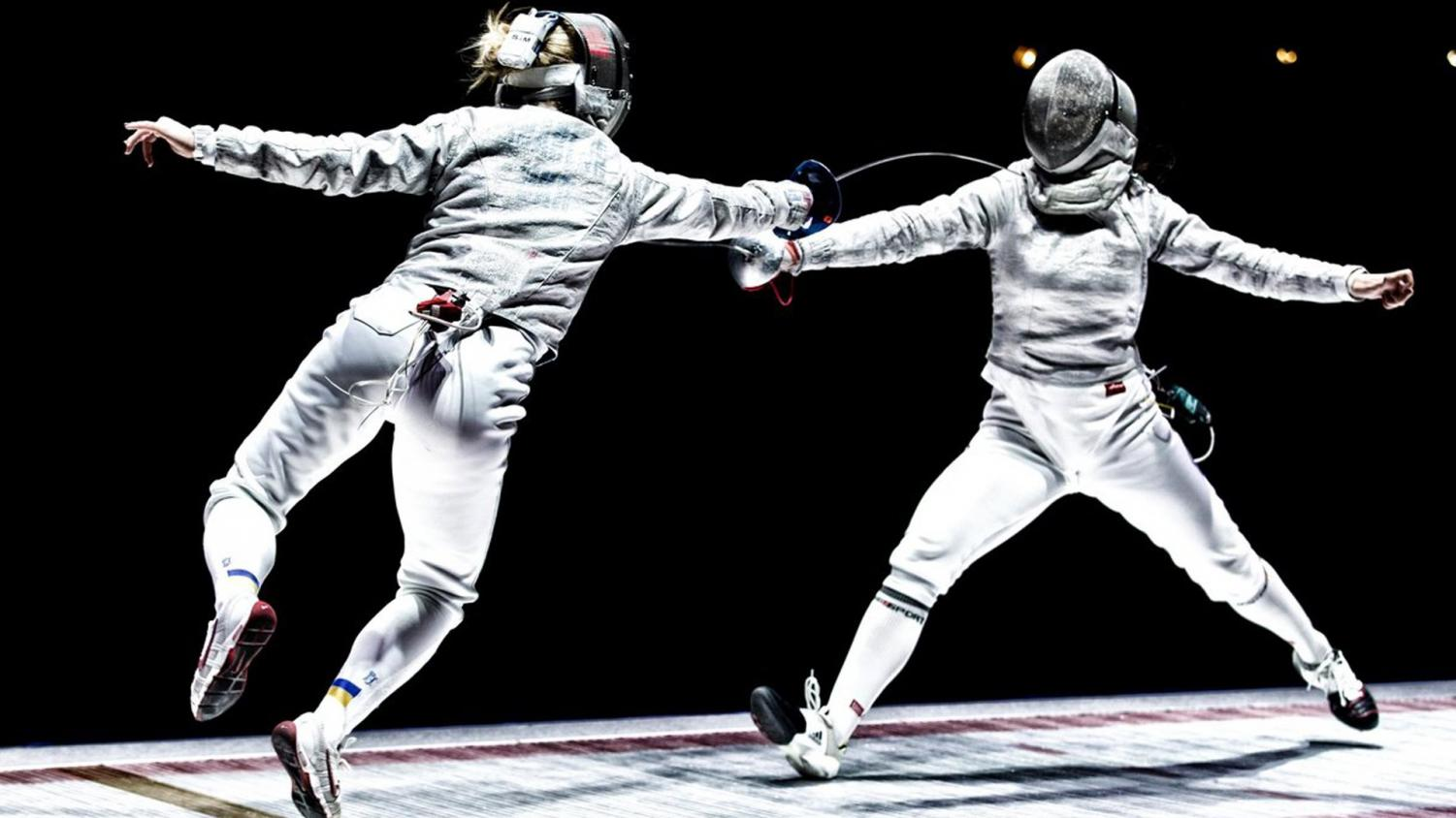 WOHS New Fencing Team