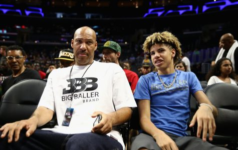 Lavar Ball holds tryouts