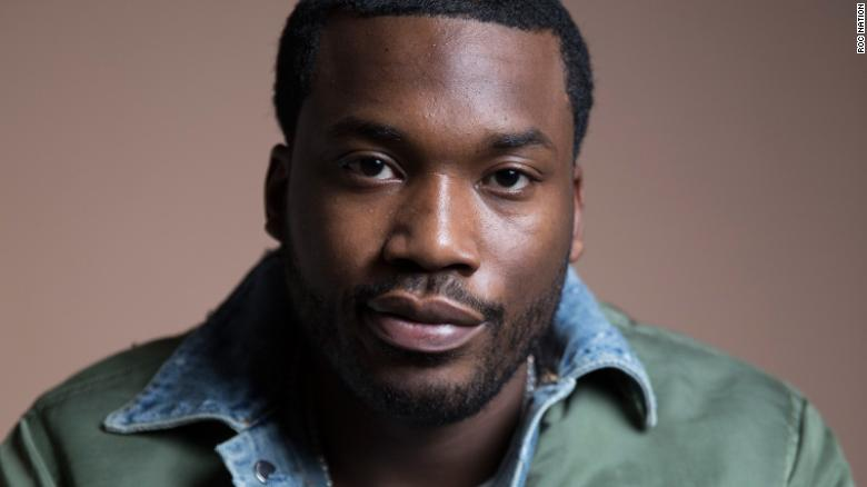 Meek Mill visited in Prison by Patriots Owner