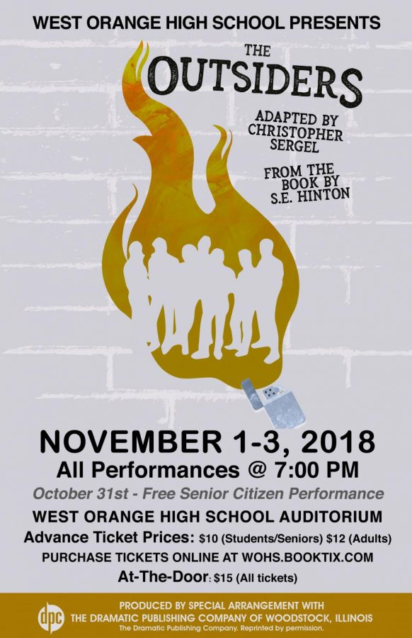 WOHS Presents: The Outsiders