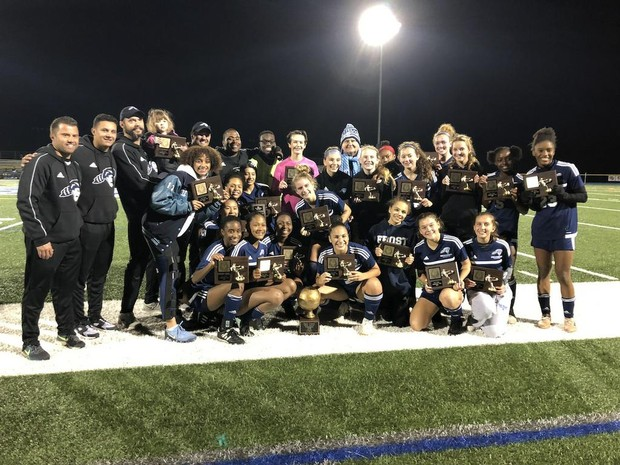 West Orange Girls Soccer Team Claims First Ever Essex County Tournament
