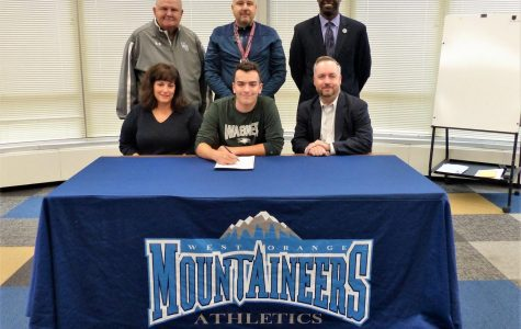 Tyler Galantini Signs with Wagner College