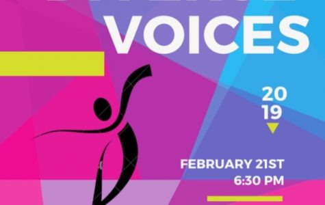 WOHS Dance Presents: Diverse Voices