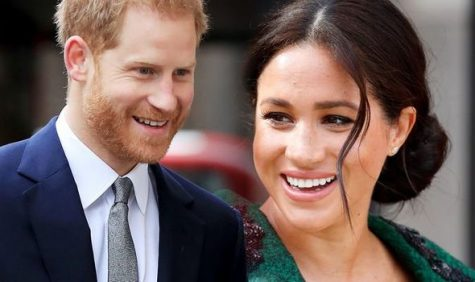 Royal Family on High Alert After Cyberbullying of Meghan Markle