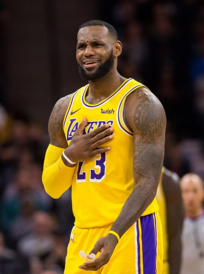 The Los Angeles Lakers To Miss The 2019 Playoffs