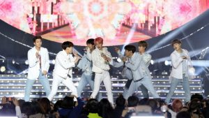 BTS' History of Success in America