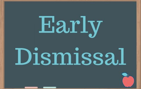EARLY DISMISSAL for WOHS