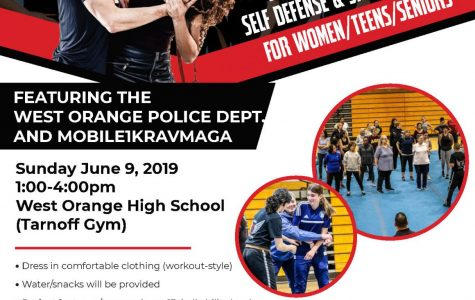 Self Defense Workshop in WOHS 6/9