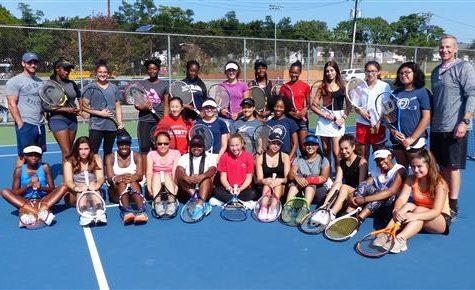 West Orange Girls Tennis Serves Up a Hot Season