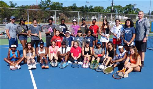 West Orange Girls Tennis Serves Up a Hot Season