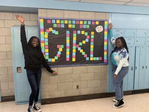 Girls Up: The First Ever WOHS Female Empowerment Club