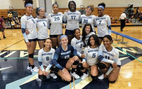WOHS Girls Volleyball Wins the Conference