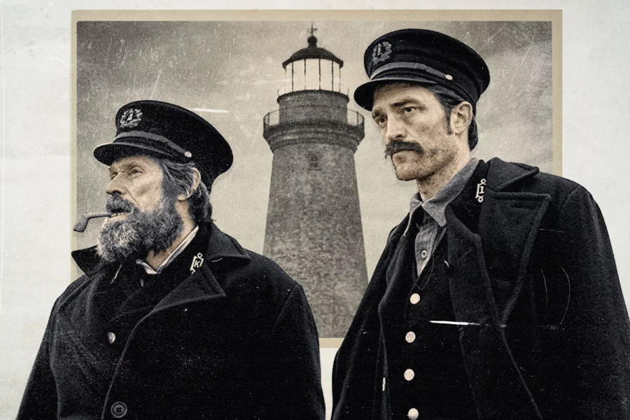 The Lighthouse (film poster)
