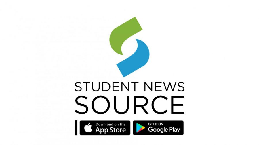Readers can now easily access the Pioneer on the go with the Student News Source app, provided by School Newspapers Online.