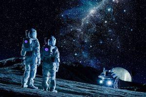 Voyage Into Space