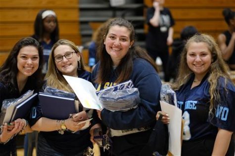 Club Corner Spotlight: Yearbook