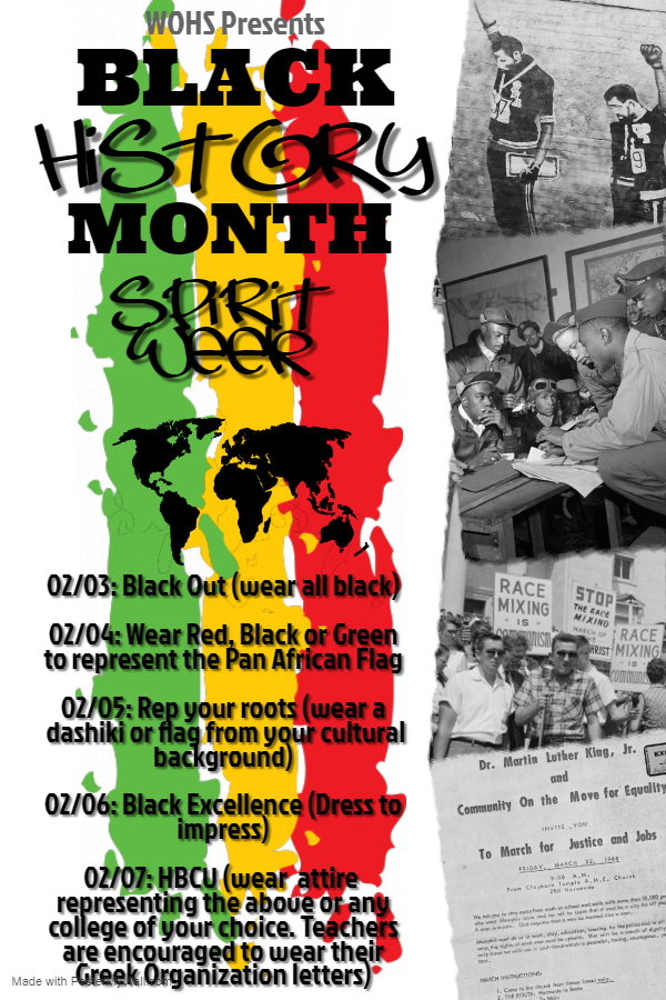 Black+History+Month+Spirit+Week