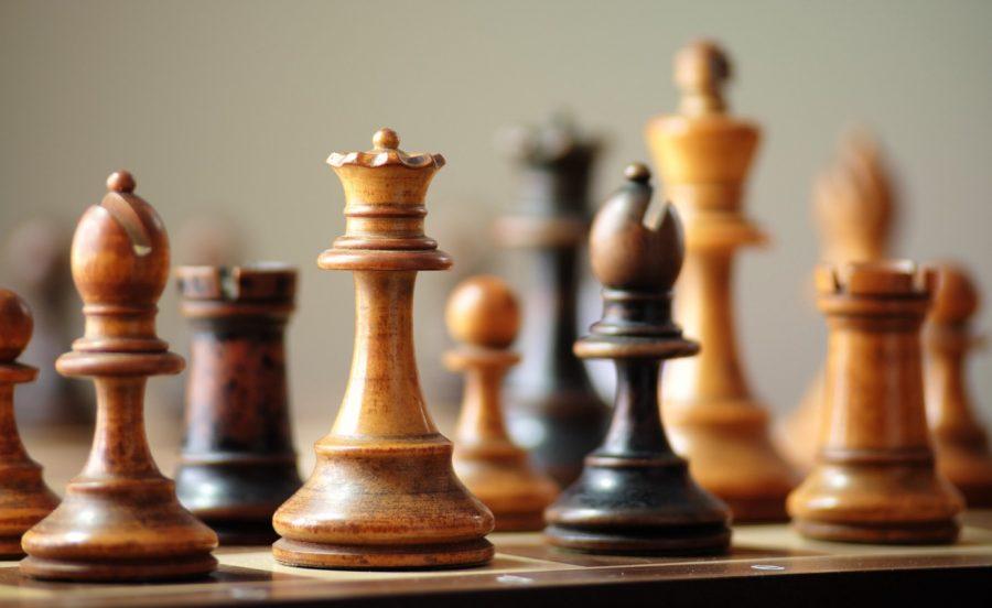 WOHS Student Michael Cagelema Wins Chess Club Blitz Champion