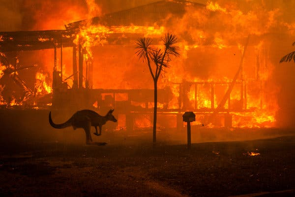 Australia has not Reacted Properly to Climate Change, and Everyone Knows It