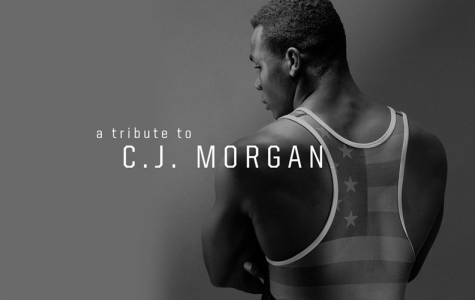 The late Black Knight's wrestler, Christopher Jordan Lynn Morgan (C.J. Morgan), as nineteenth-ranked Army West Point returns to his native gym in West Orange, New Jersey to compete against the twelfth-ranked Lehigh University.