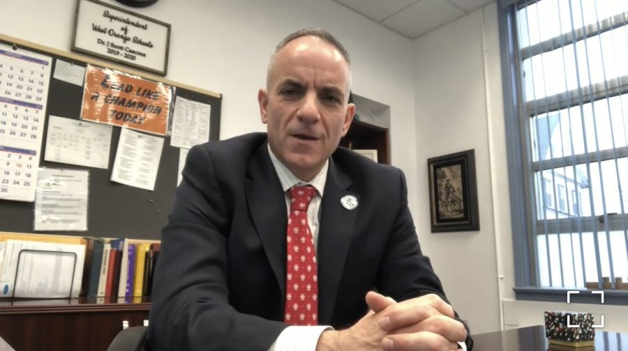 Dr. Cascone Moves Spring Break to Next Week in Preparation for Online School