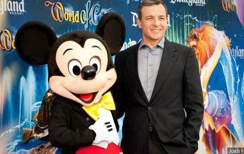 Bob Iger Steps Down as CEO of Disney