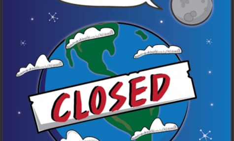 Sorry Guys, Earth is Closed Until Further Notice