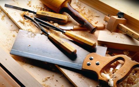 Wood Shop: Crash Course