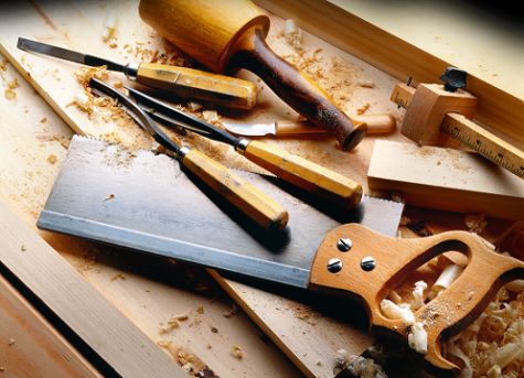 Wood Shop: Crash Course