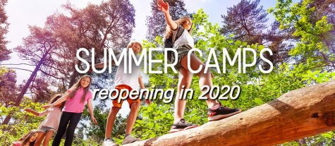 Summer Camps Will Be Opening in the Beginning of July