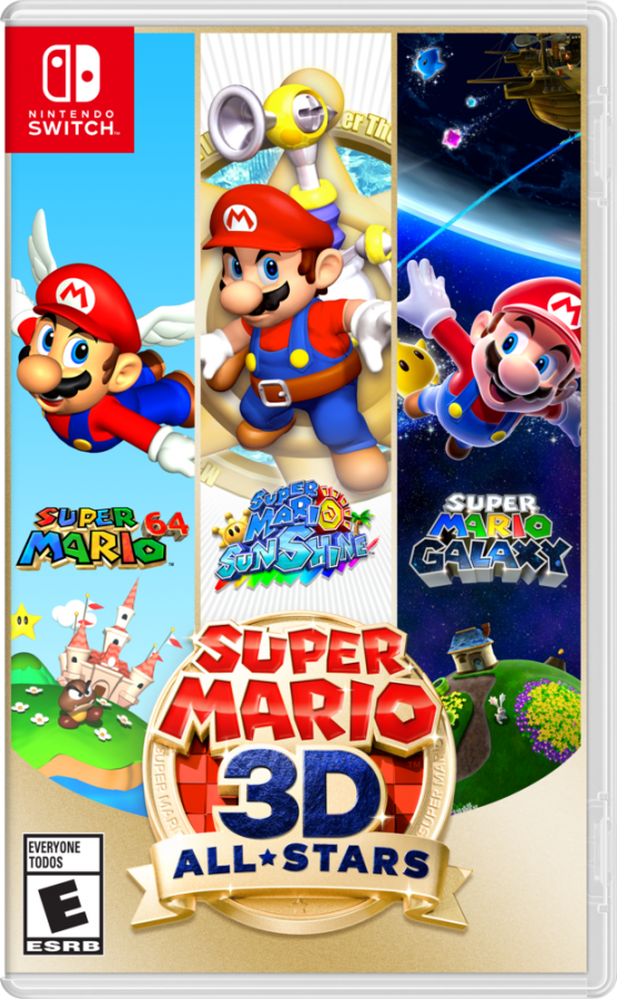 Super Mario 3D All-Stars (From the Perspective of a Gen-Z'er)
