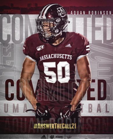 Committed: Aquan Robinson