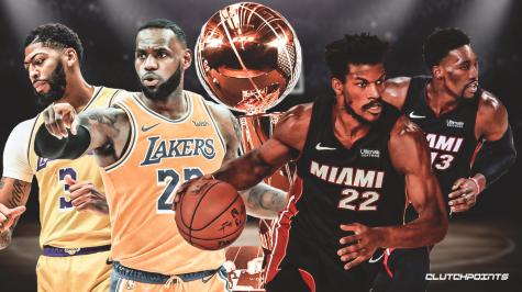 Los Angeles Lakers 2019-20 NBA Champions