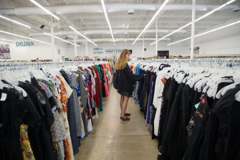 21st Century Thrifting: How Thrift Shopping Hurts and Helps Vulnerable Communities