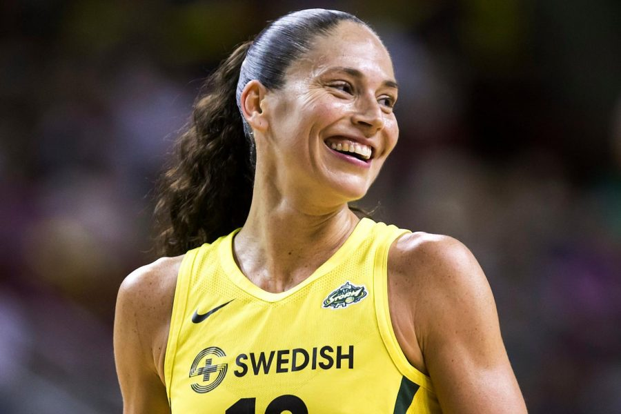 Sue Bird...THE Living Legend
