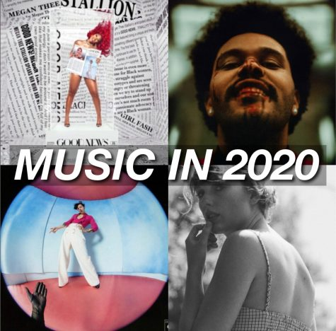 A Year in Review: Music in 2020