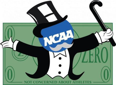 How the NCAA Makes Bank Using Student-Athletes