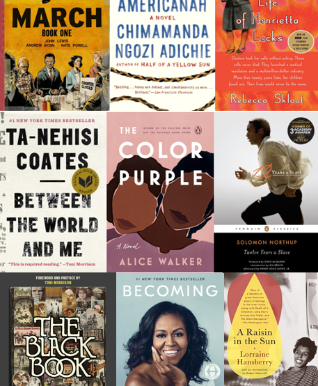 12 Books You Need to Read This Black History Month